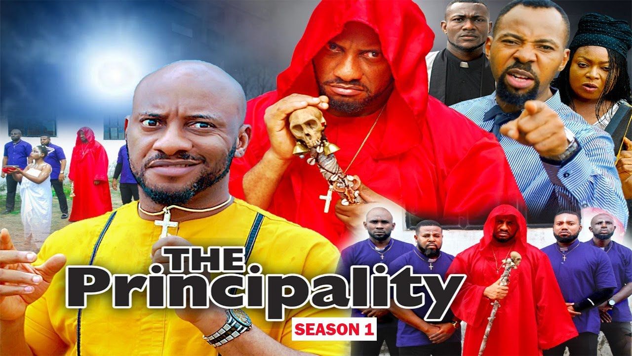THE PRINCIPALITY 1 (YUL EDOCHIE) (TRENDING NOLLYWOOD HIT) - 2021 LATEST NIGERIAN NOLLYWOOD MOVIES