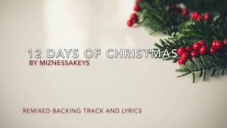 12 Days of Christmas Reggae - Karaoke & Lyrics