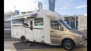 Fábrica y Venta de Motorhomes Caravana Mercedes-Benz Sprinter 516 Evolution 2020