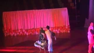 Escuela de Danzas y Música Isla Grande de Chiloé-Brasil