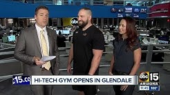 Hi-Tech gym opens in Glendale