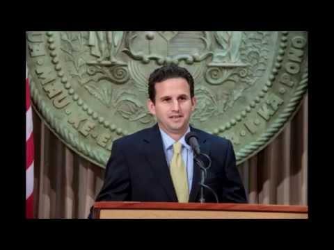 Lt. Gov. Brian Schatz Inspiring Speech