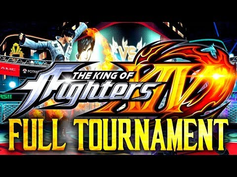 The King of Fighters XIV: SS2K18 - Full Tournament! [TOP8 + Finals]
