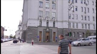 В горсовете отреагировали на установку таблички на фасаде мэрии - 22.07.2021