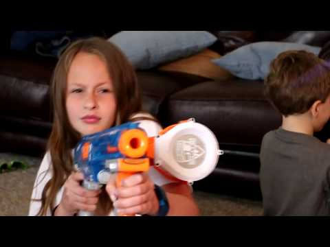 Thumbnail: Nerf War: The Babysitter