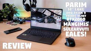 ASUS ROG Zephyrus G14 - See On PARIM Mänguri Sülearvuti Maailmas!
