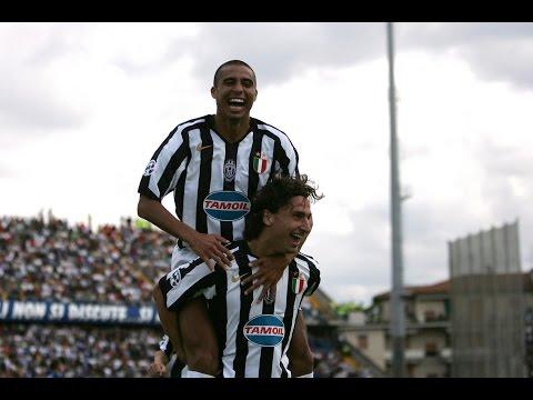 11/09/2005 - Serie A - Empoli-Juventus 0-4