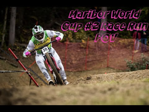 Jack Moir 2020 Maribor World Cup #2 Race Run POV