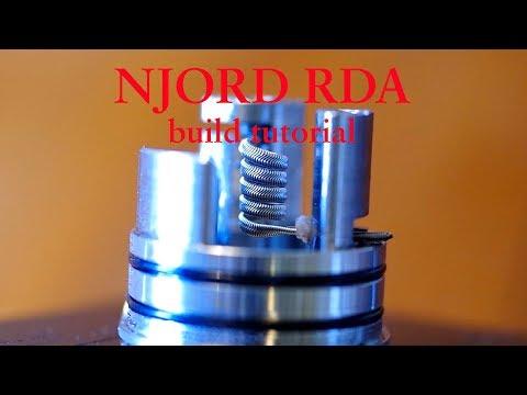 Njord RDA build tutorial
