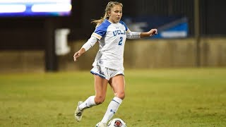 Highlights: UCLA women's soccer continues dominant NCAA Tournament run with third straight 5-0...