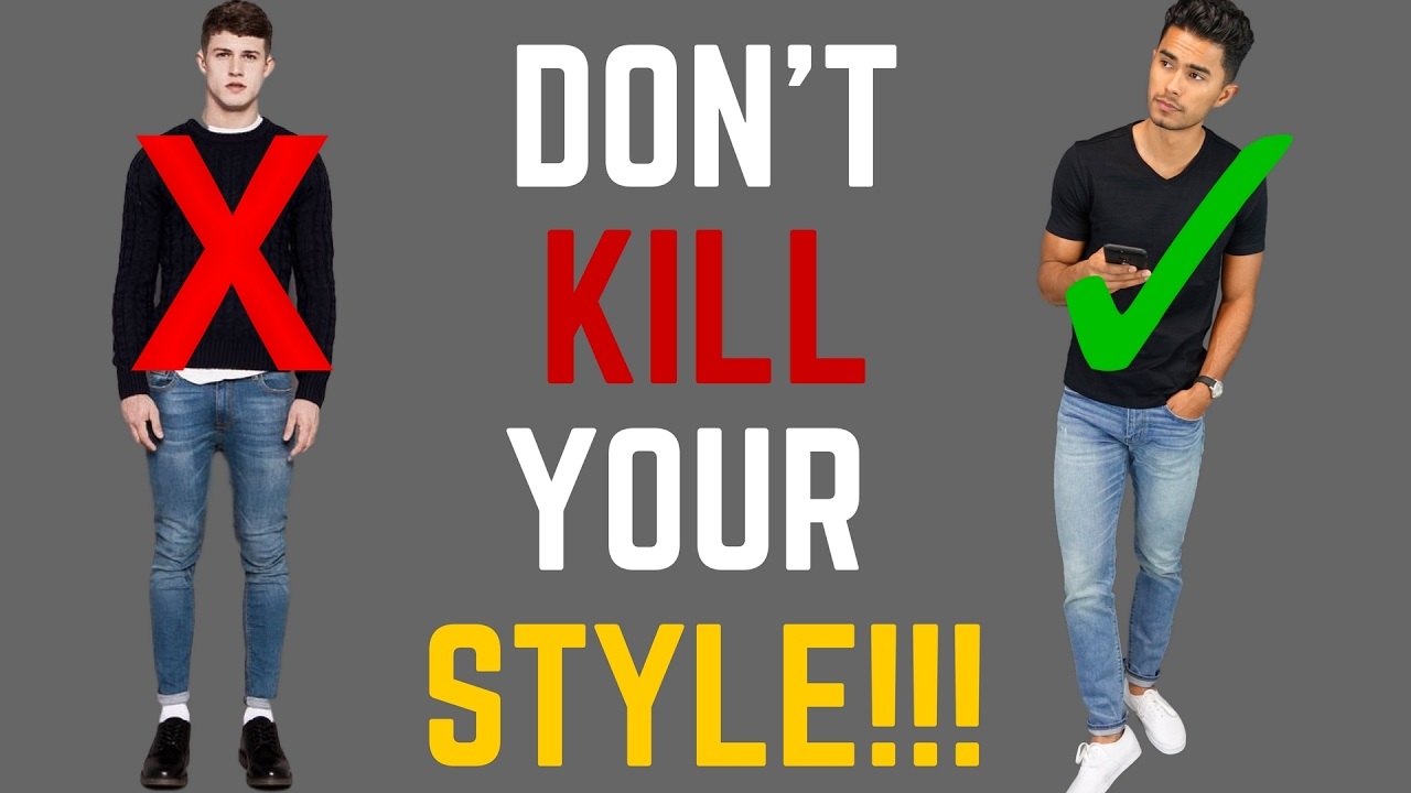 6 Ways You're KILLING Your Style Dress