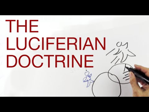 LUCIFERIAN DOCTRINE explained by Hans Wilhelm