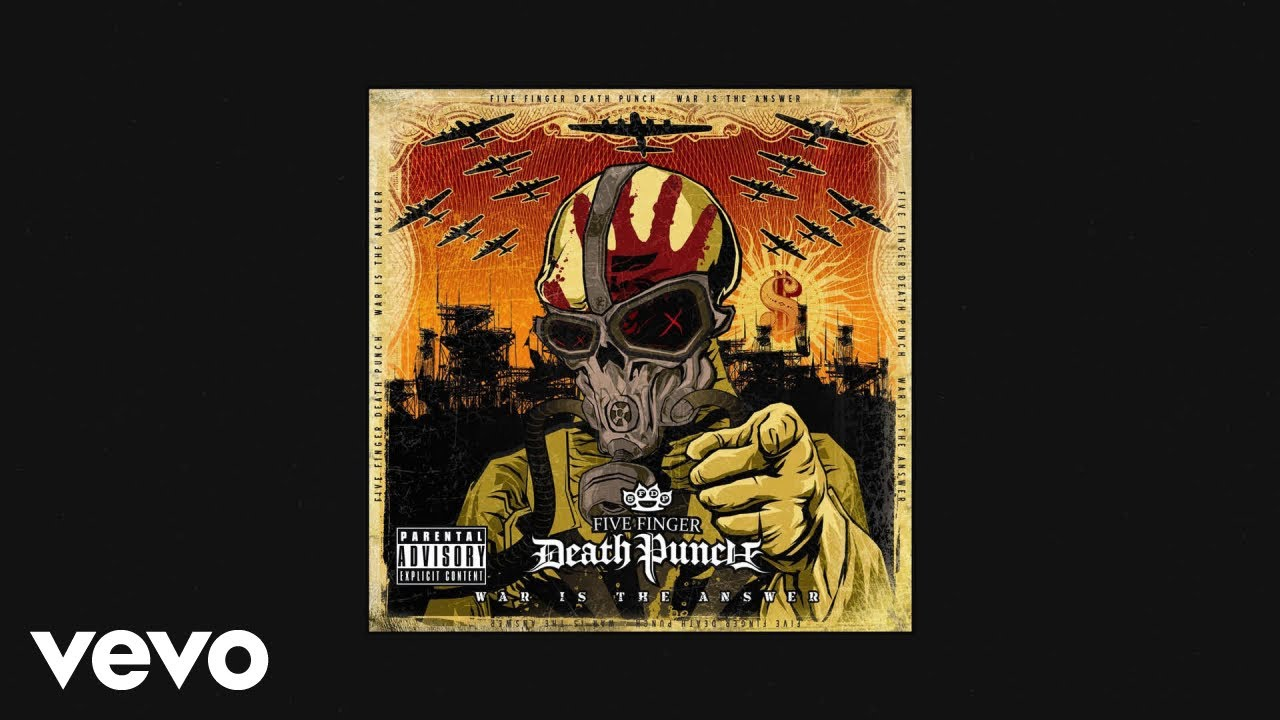Five Finger Death Punch - Far From Home (Official Audio