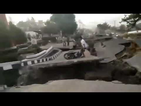 Earthquake Liquefaction Palu Indonesia terrible!!!!