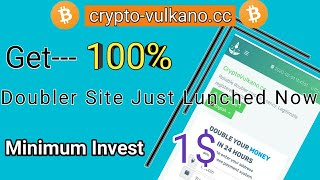 100% profit | New Doubler site lunched | Online Days 01