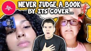 Video Never Judge A Book By Its Cover! (REACTION) download MP3, 3GP, MP4, WEBM, AVI, FLV September 2017