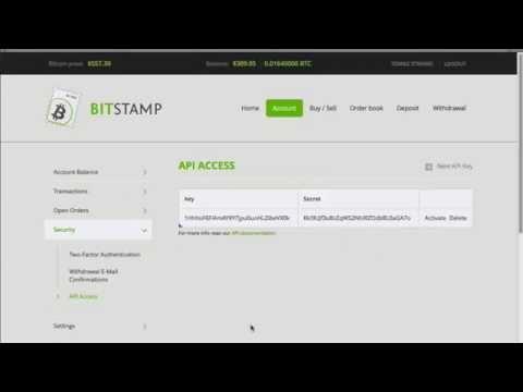 BWallet - wallet for Bitstamp App