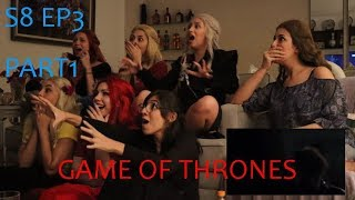 GAME OF THRONES ⚔️ THE LONG NIGHT - S8 Ep3 - Part 1