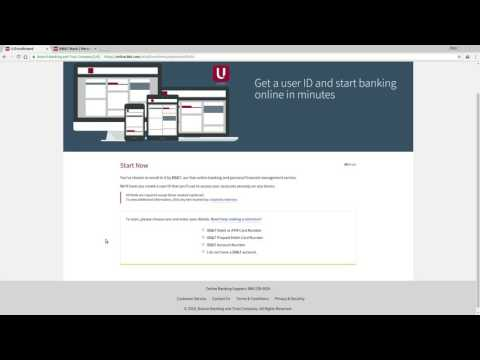 BB&T Bank Online Banking Login Tutorial