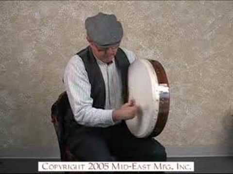 Bodhran Demonstration