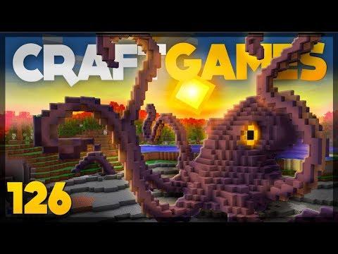 ENCONTREI UM KRAKEN GIGANTE!! - Craft Games 126