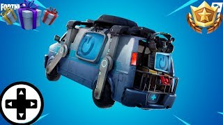Fortnite-Update 8.30, Skin store for Enrollee