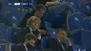 Сассуоло Ювентус 3 3 Обзор матча 16 07 2020 ювентус италия футбол