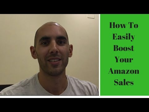 How To Boost Your Amazon FBA Sales with ZonPages!