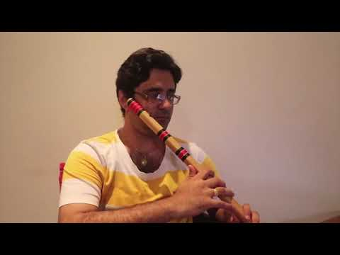 Chunar from ABCD2 Flute Instrumental Harsh Dave (F# Flute scale)