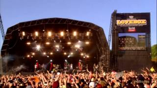 Rudimental   Waiting All Night   Lovebox 2013 02)