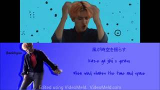 Gambar cover {Re-uploaded) EXO- Love Me Right (Romantic Universe) Jap. Ver. Color-Coded Lyrics