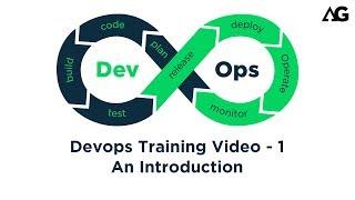 Introduction to DevOps | DevOps Training Video | DevOps Tutorial for Beginners 2017 - Lesson 1