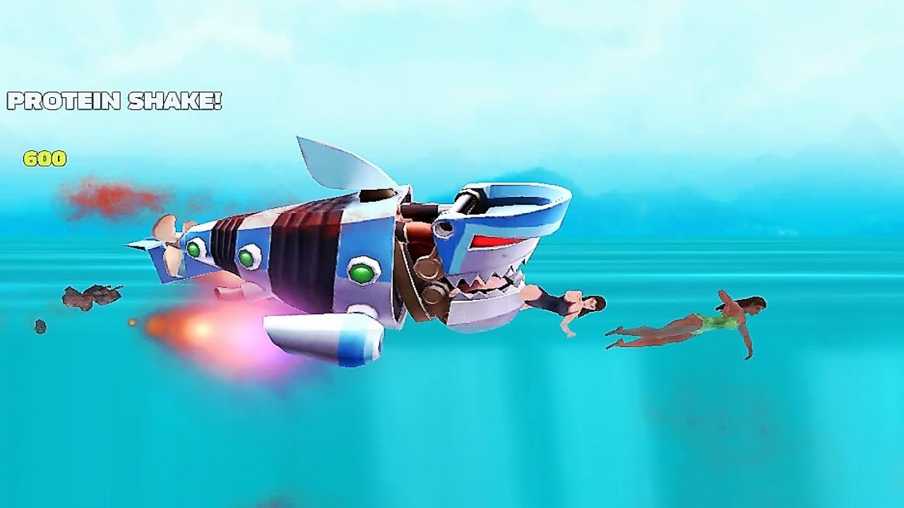 Hungry Shark Evolution Mod Apk Android 1 – StorePlay Apk