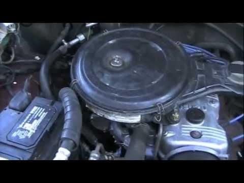 Isuzu 2623 4ze1 4zd1 Hybrid Motor In 1988 Isuzu Trooper Youtube