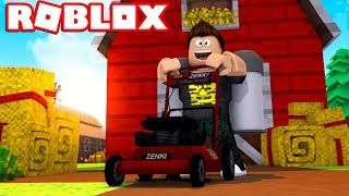 IT is AUTOMATIC and WILD! -Roblox Farming Simulator Danish Ep 3