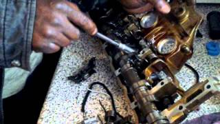 Repeat youtube video Abs- fix bmw valvetronic  valve lift