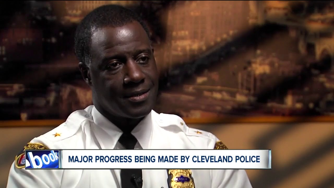 BLACK COON CHIEF POLICE IN CLEVELAND, OHIO PUTS CITIZENS LIVES AT RISK
