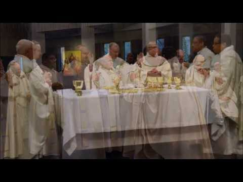 Ordination and Mass of Thanksgiving – Fr. A. Gerard Jordan, O.Praem. – Daylesford Abbey  July, 2016