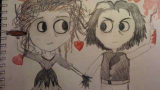 Sweeney Todd/Mrs. Lovett ART Thumbnail