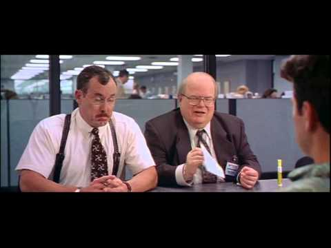 Office Space Trailer (02/19/1999) - YouTube