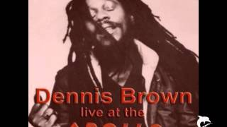 Dennis Brown (live at the Apollo) - Love Has Found Its Way