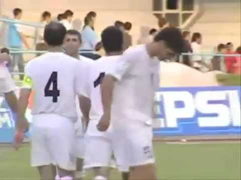 ОЭ ЕВРО 2008 Казахстан-Армения 1-2