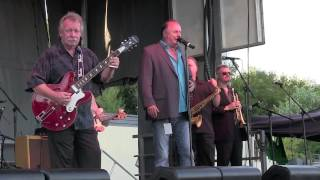 "Downchild Blues Band: ""Call Me Mr Confused"", Southside Shuffle, Port Credit, Toronto 2013"