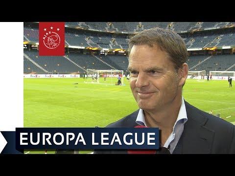 Frank de Boer adviseert: 'Taken uitvoeren'