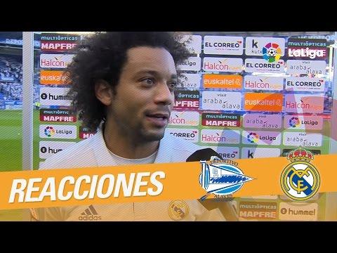 """Marcelo: """"Ha sido un partido duro"""""""