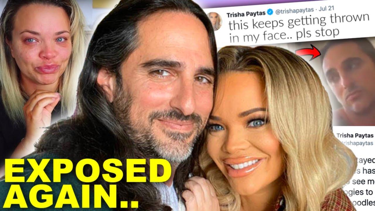Trisha Paytas Exposed AGAIN For Treatment Towards Fiancé Moses..