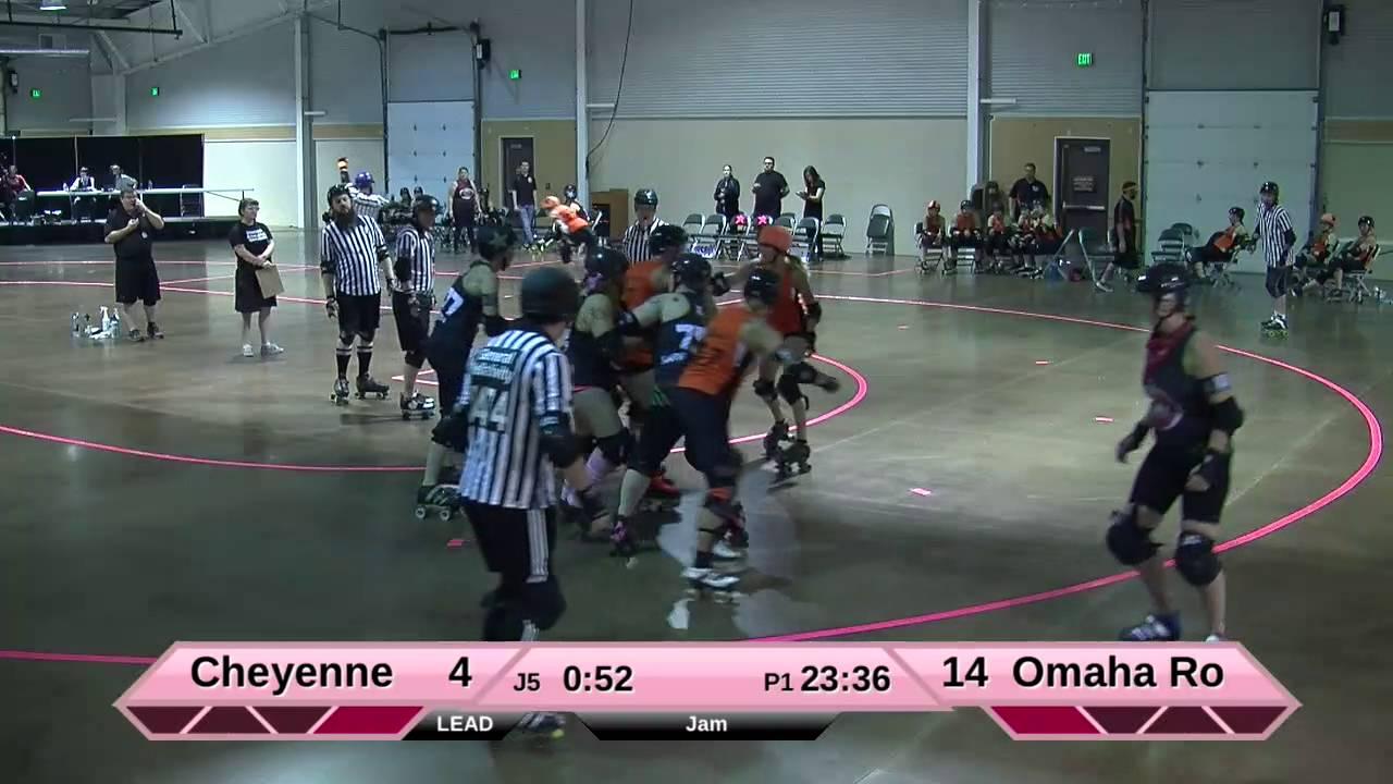 Roller skating omaha - Track 1 Cheyenne Vs Omaha Sdg Roller Derby