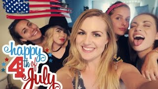 vlog   4th of july pool party