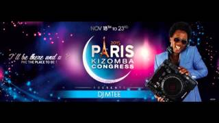 Paris Kizomba Congress 2015 Dj MTEE