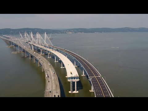 Gov. Cuomo on the making of New York's massive new bridge